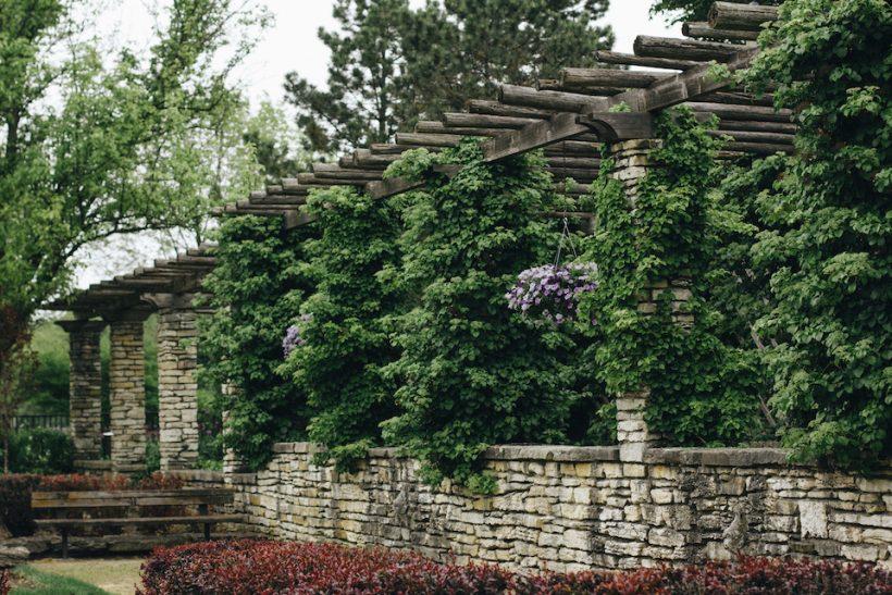 Frame Park Formal Gardens in Waukesha.
